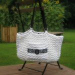 Buckle Bag - Free Crochet Pattern from Amanda Saladin