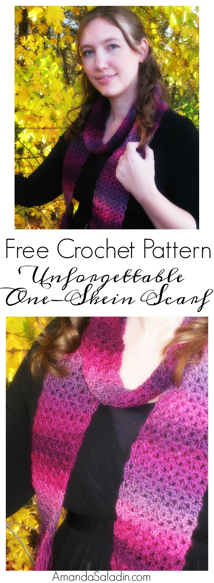 Over 100 projects on Ravelry for this FREE crochet pattern! I have to make this!
