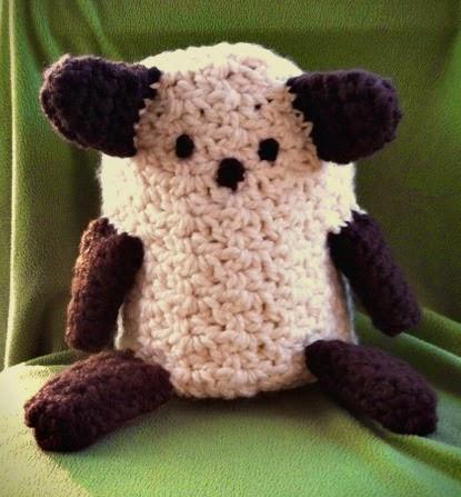 Free Pattern Stuffed Animal Blanket Amanda Saladin
