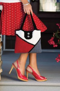 Free Crochet Bag Patterns compiled by Designing Crochet