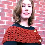Thick and Quick Scarf - Free Pattern from Amanda Saladin