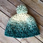 Free Crochet Pattern - 1 Hour Baby Scarfie Hat by Amanda Saladin