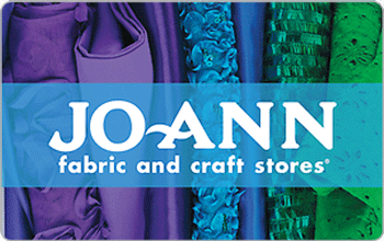Enter to WIN a $25 JoAnn Gift Card!