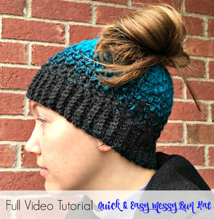 Video Tutorial for this awesome FREE crochet pattern!