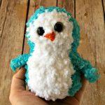 Free Crochet Pattern - Buttercup Penguin Pal