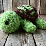 Free Crochet Pattern - Pipsqueak Turtle