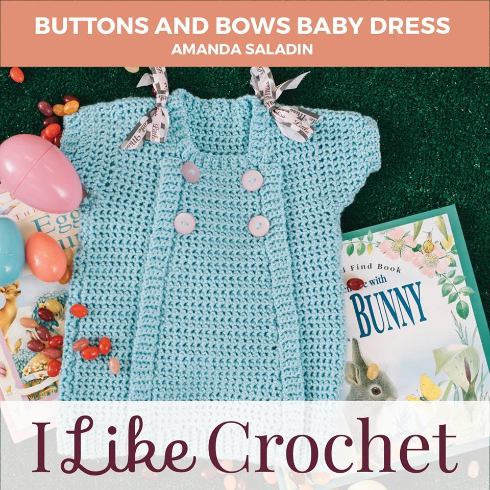 I Like Crochet April 2017