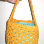 Crochet Pattern Yarn Holder : Free Crochet Patterns to Help You Get Organized - Amanda ...