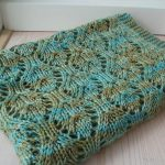 Free Knitting Pattern - Baby Chalice Blanket