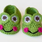 Free Crochet Baby Booties Patter